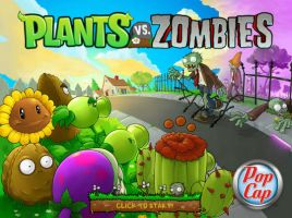 Plante contra Zombie Plants vs Zombie