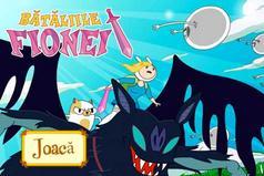 Bataliile Fionei -  Sa inceapa Aventura Jocuri cu Fiona