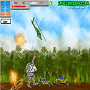 Elicopterul de Atatc Simulator - Jocuri Elicoptere