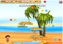 Jocuri cu Dora si Diego Comoara de pe Plaja
