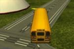 Jocuri cu autobuze - Sofer Autobuz de Scoala 3d (1 027 ori)