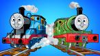 Thomas si Prietenii Cursa Sodo